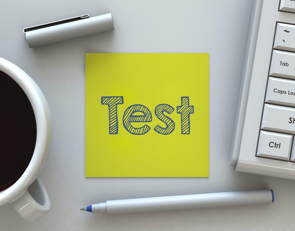 Test psicométrico para empresas